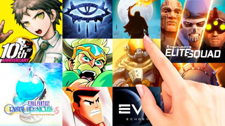 The best games for iOS and Android smartphones of August 2020