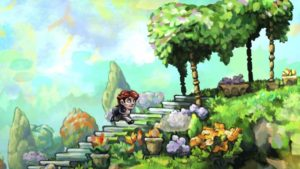 Braid Anniversary Edition renews its graphics in a new edition of the classic