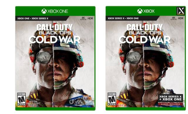 Call Of Duty Black Ops Cold War On Ps5 To Xbox Series X Upgrading To The Next Gen Won T Be Free