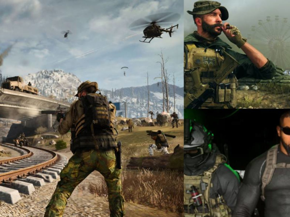 Call Of Duty Modern Warfare And Warzone Season 5 The Patch Will Be Heavy
