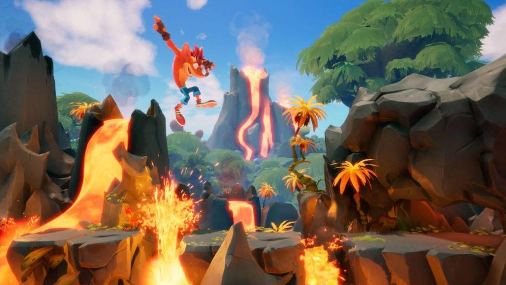 Crash Bandicoot 4: It's About Time announces reverse mode; new trailer