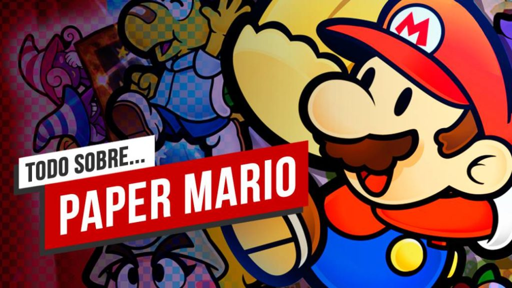 Did you know …? Paper Mario