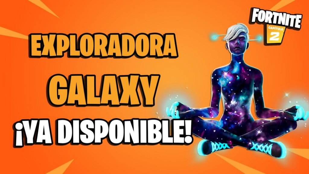 Fortnite: Galaxy Explorer skin now available; price and content