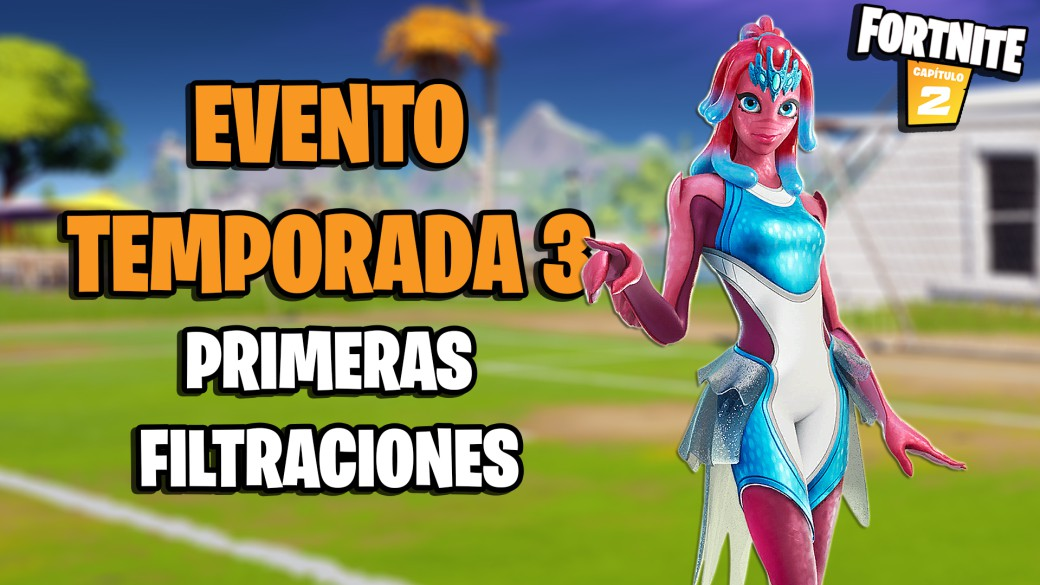 Fortnite The First Details Of The Season 3 Event Leaked New fortnite leaks bring us sounds and effects from the upcoming season 10 event and rocket launch. season 3 event leaked