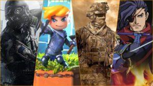 Juegos gratis de agosto de PS Plus, Xbox Gold, Twitch Prime y Stadia Pro