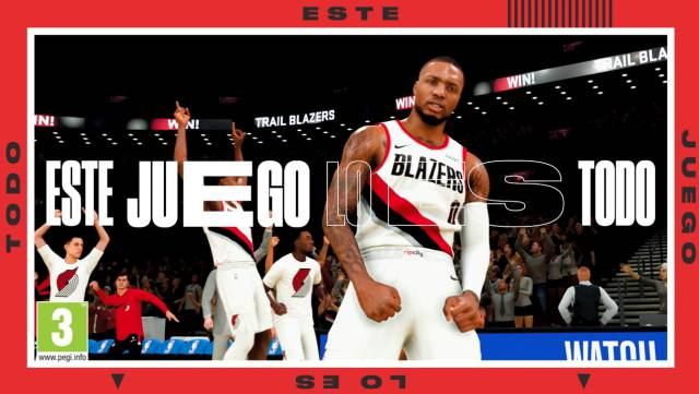 NBA 2K21 presents its gameplay for the first time in a new trailer
