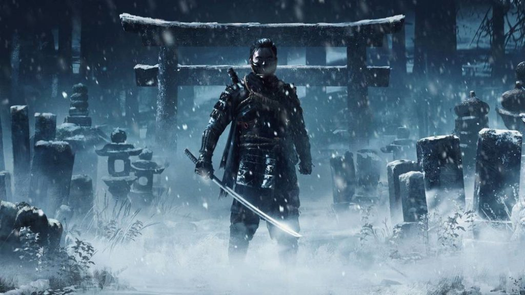 Sony shares Ghost of Tsushima statistics for its first 10 days