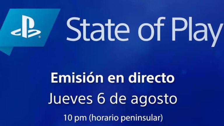 State of Play, cómo ver en directo, hora