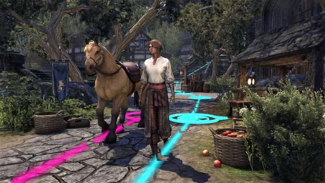 The Elder Scrolls Online Greymoor Stonehorn