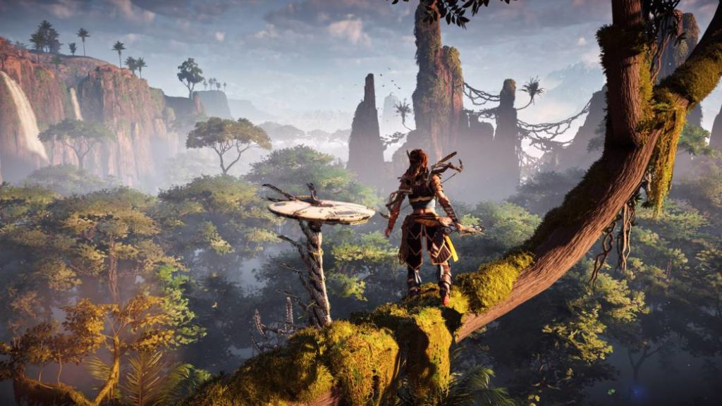 Horizon Zero Dawn is updated to version 1.03 on PC – all patch improvements