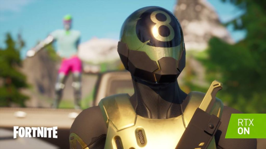 Fortnite will include real-time Ray Tracing