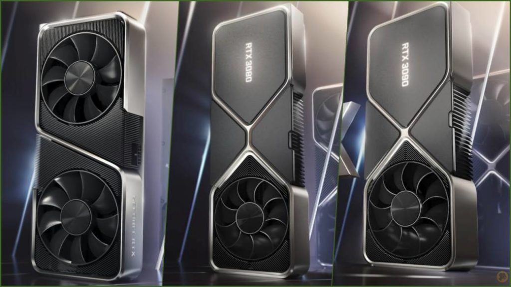 Nvidia GeForce RTX 3070, 3080 and 3090 in Spain: price and release date