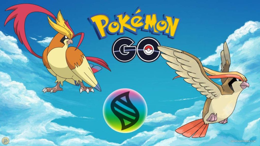 Mega raid event, Mega Pidgeot in Pokémon GO: all tasks and rewards