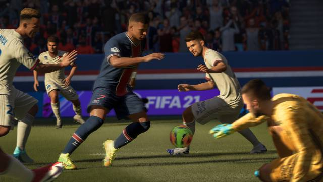FIFA 21 reserve ultimate edition ps4 ps5
