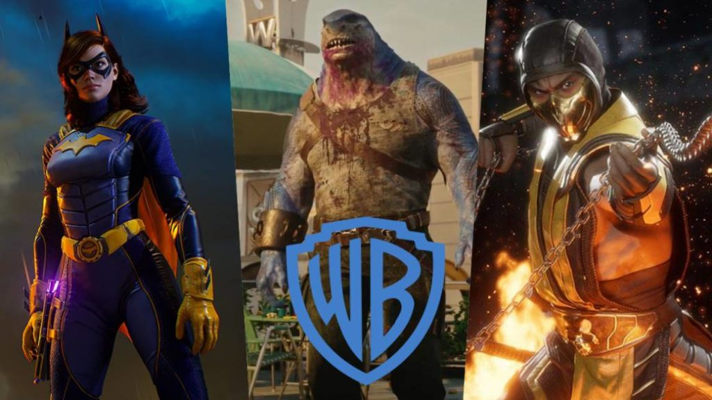 AT&T rules out selling Warner Bros games division for now
