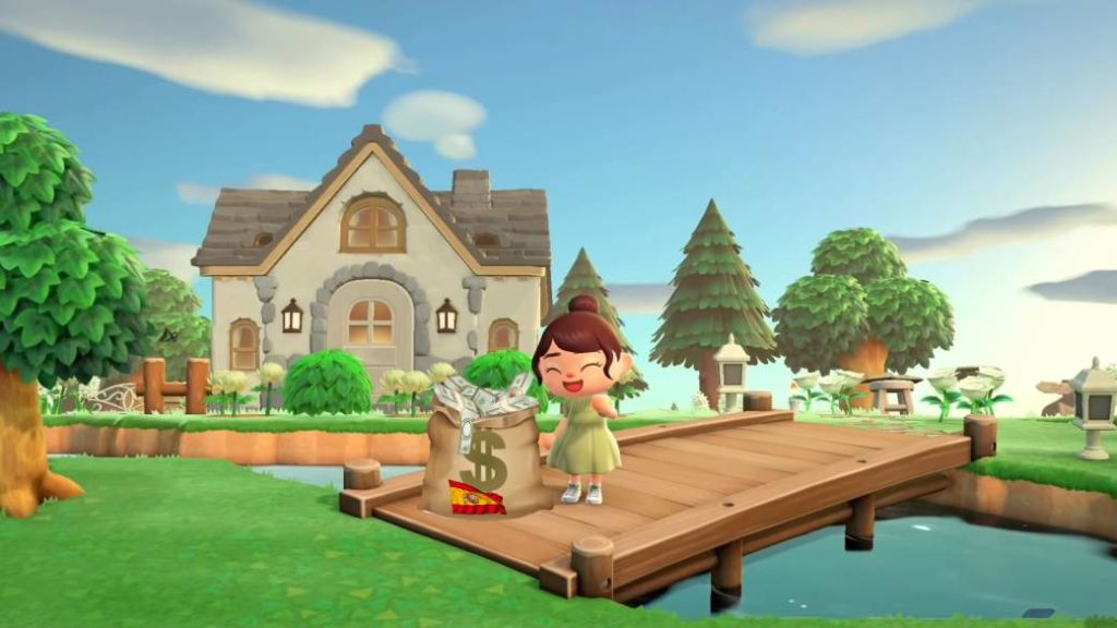 Animal Crossing: New Horizons, the best-selling game of August in Spain
