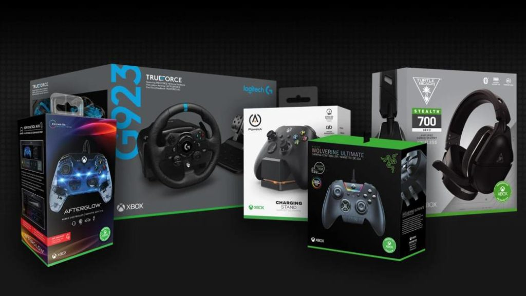 """Xbox reveals label for compatible accessories """"regardless of generation"""""""