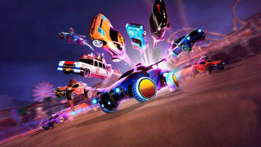 Rocket League won't require PS Plus and Nintendo Switch Online when it's F2P