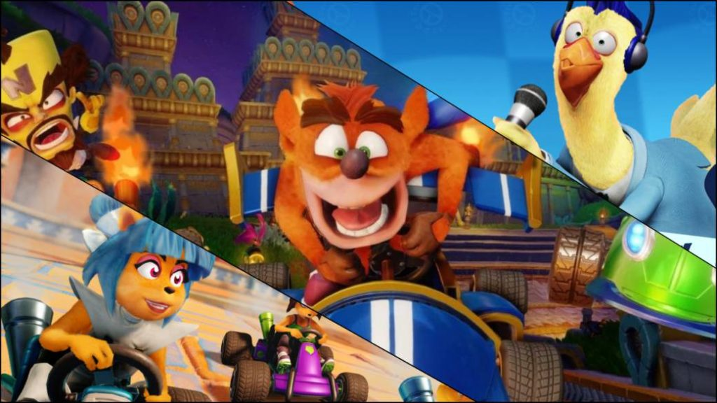 Crash Team Racing Nitro-Fueled will stop receiving new content