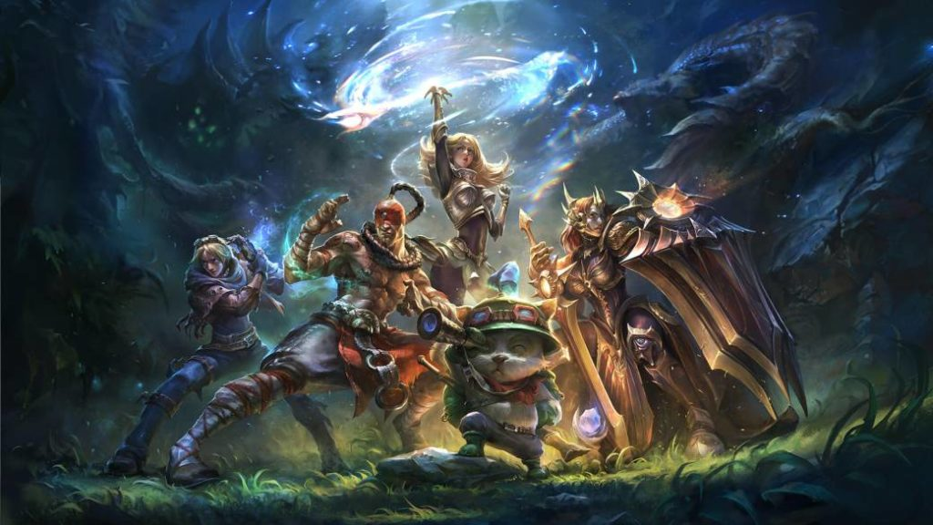 League of Legends patch 10.18: One for All mode returns