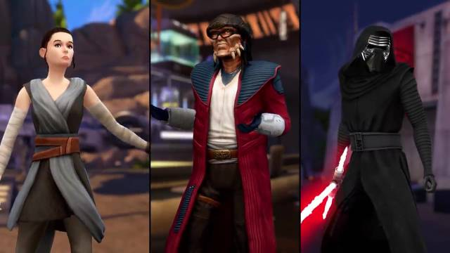 The Sims 4, Star Wars: Journey to Batuu, all the details of the new game pack