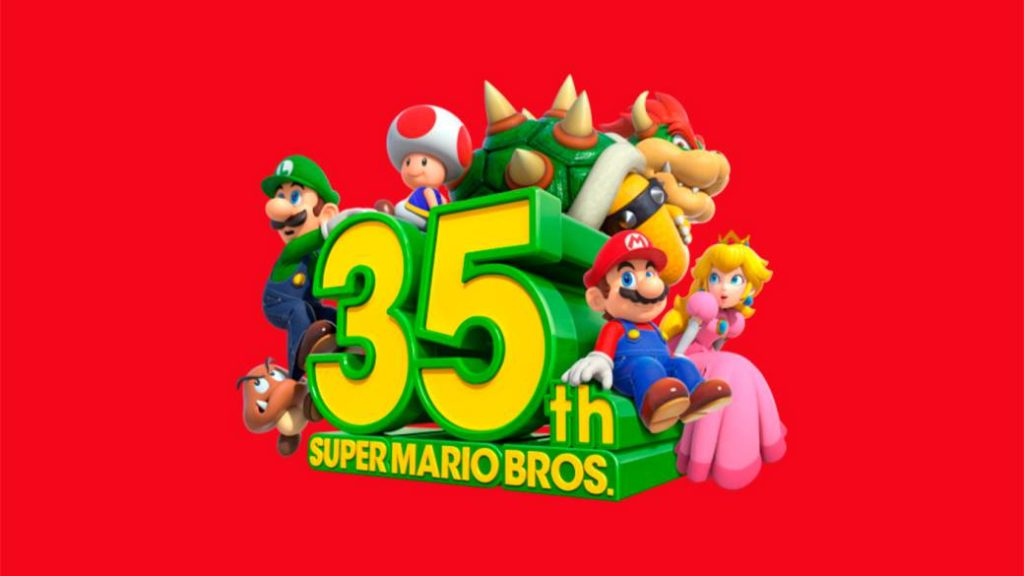 Nintendo announces events for Mario's 35th anniversary in Super Smash, Mario Kart and more