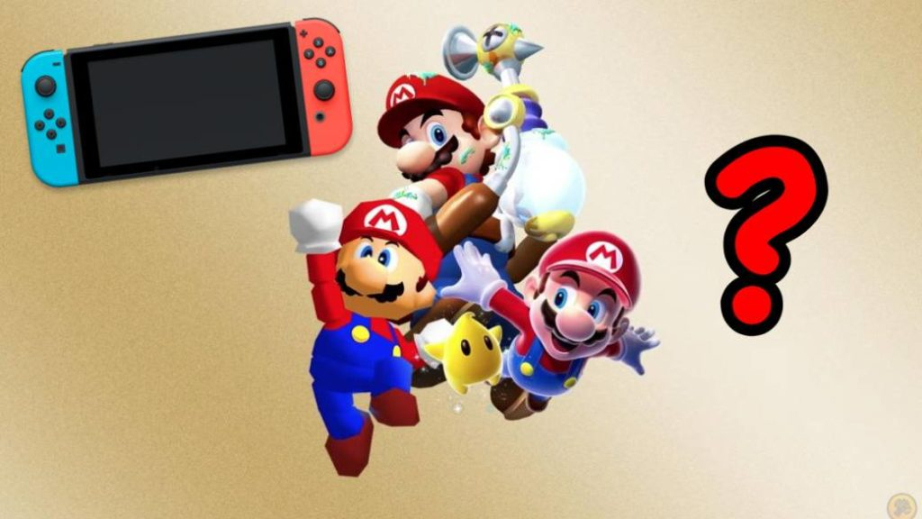 Super Mario 3D All-Stars: resolutions, download weight and languages included