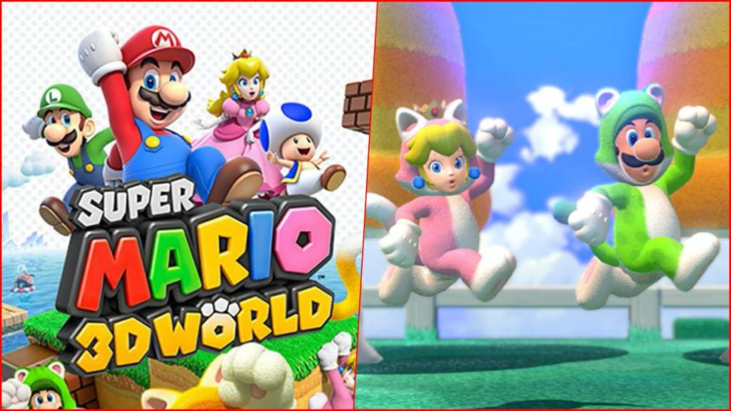 Super Mario 3D World will have online multiplayer mode on Nintendo Switch