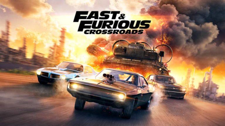 Fast & Furious: Crossroads, Ni Fu (rious) ni Fa (st)