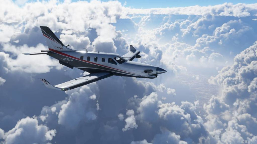 Microsoft Flight Simulator, the biggest release in the history of Xbox Game Pass on PC