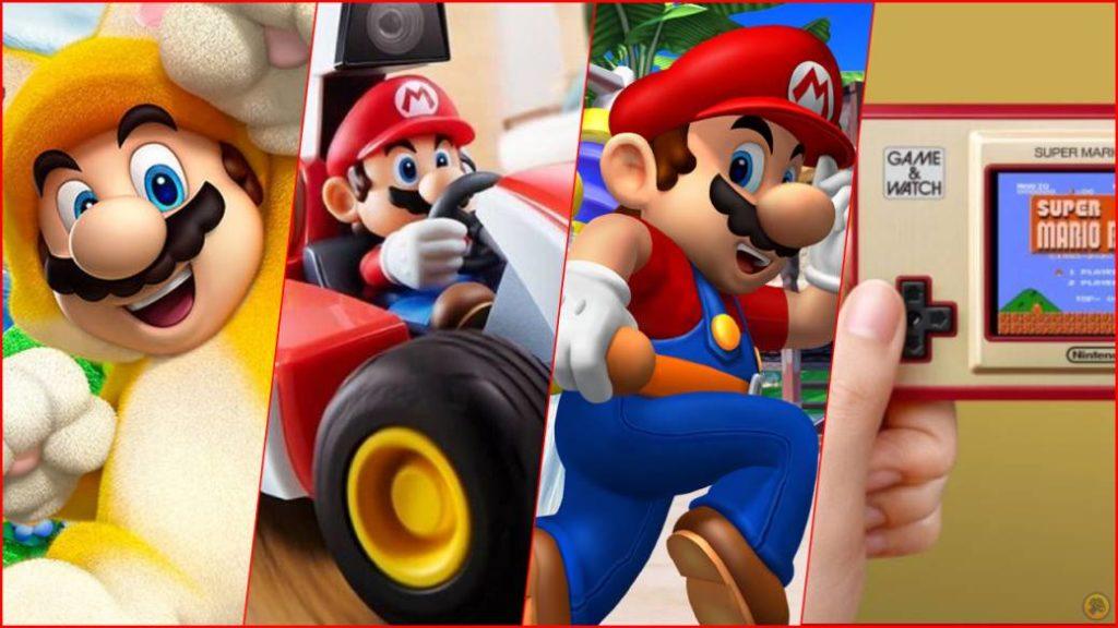Super Mario Bros. 35 Anniversary Calendar: All Dates and Releases