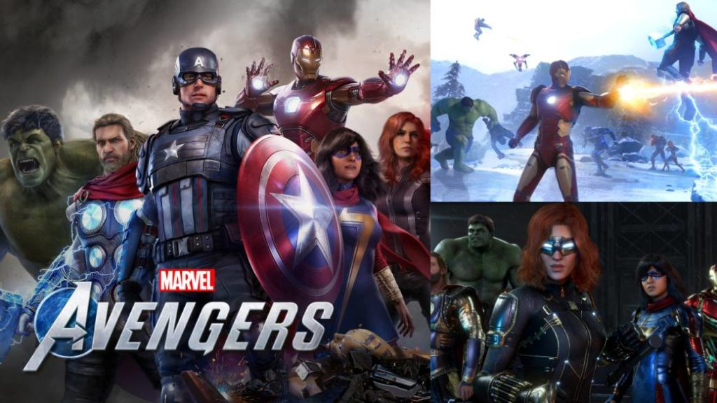 Marvel's Avengers: where to buy the game, price and editions