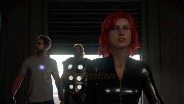 Marvel's Avengers Black Widow skills guide