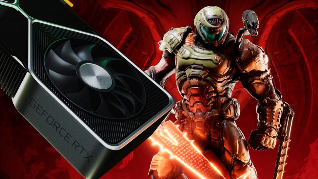 Nvidia pulls out muscle with a Doom Eternal comparison video: RTX 3080 vs RTX 2080 Ti