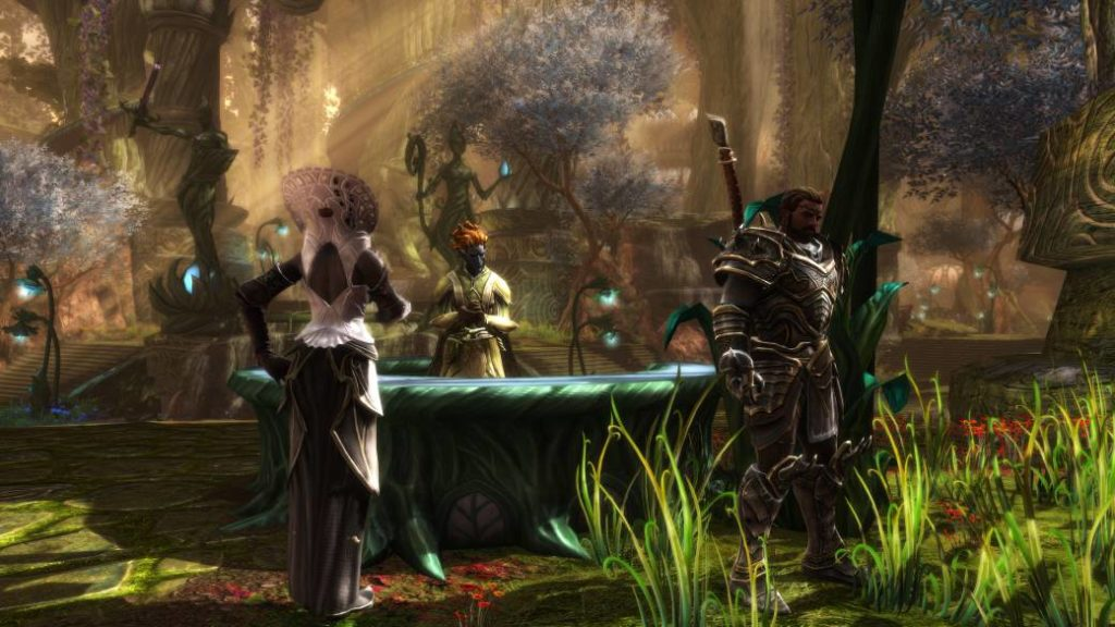 Kingdoms of Amalur: Re-Reckoning at 50% off on Steam if you own the original