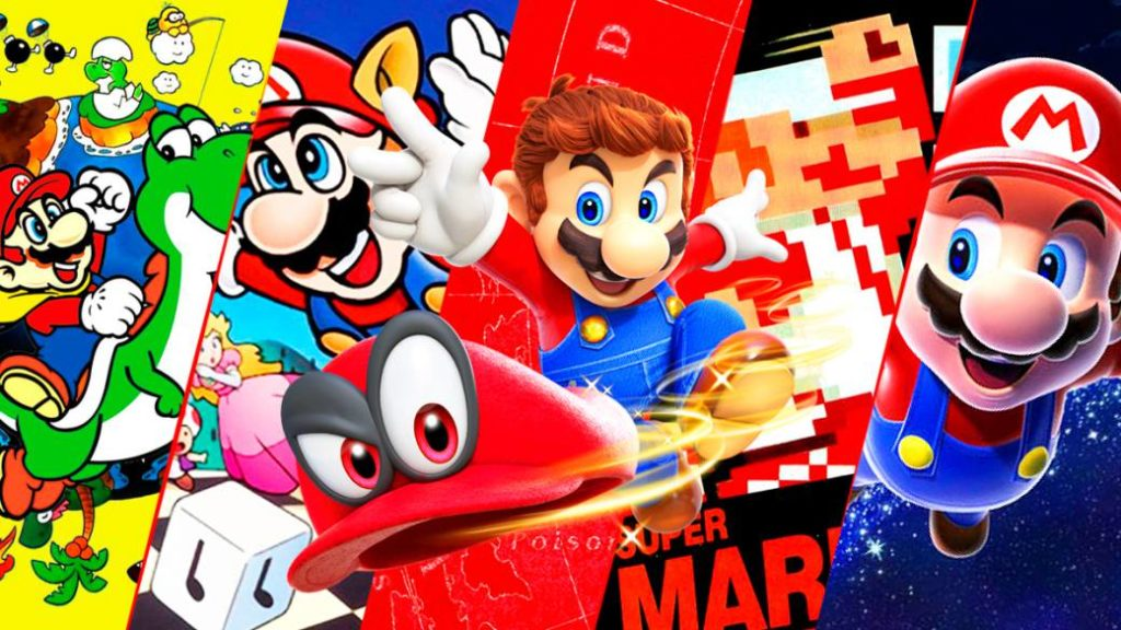 Best Super Mario Games – Top 10