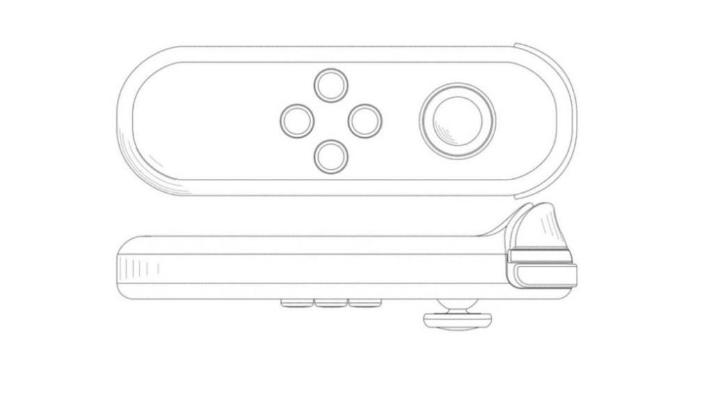 Nintendo patents a new console-independent Joy-Con