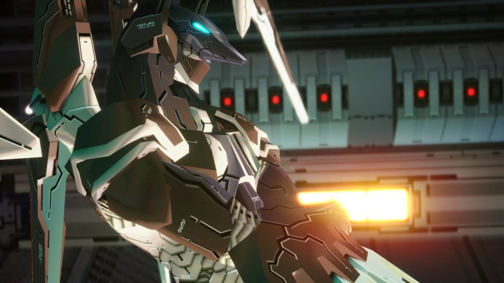 Konami registers the Zone of the Enders trademark in Europe and Japan