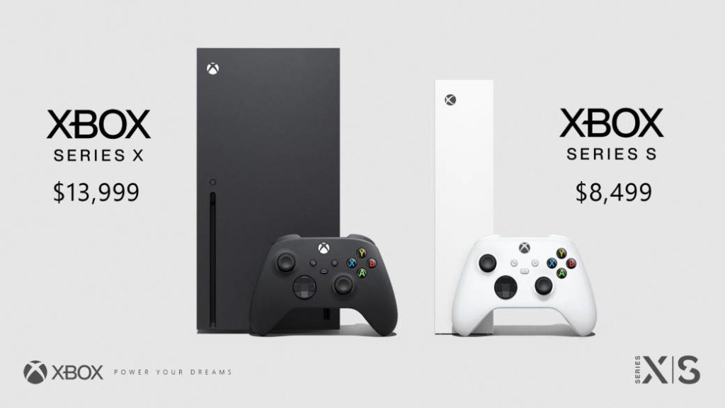Xbox Series X and Xbox Series S already have an official price in Mexico and the USA
