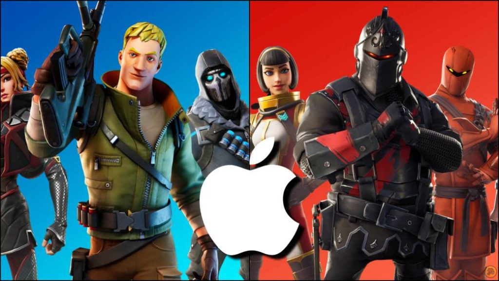 """Fortnite: Apple removes """"Sign in with Apple"""": how do I keep access to my account?"""