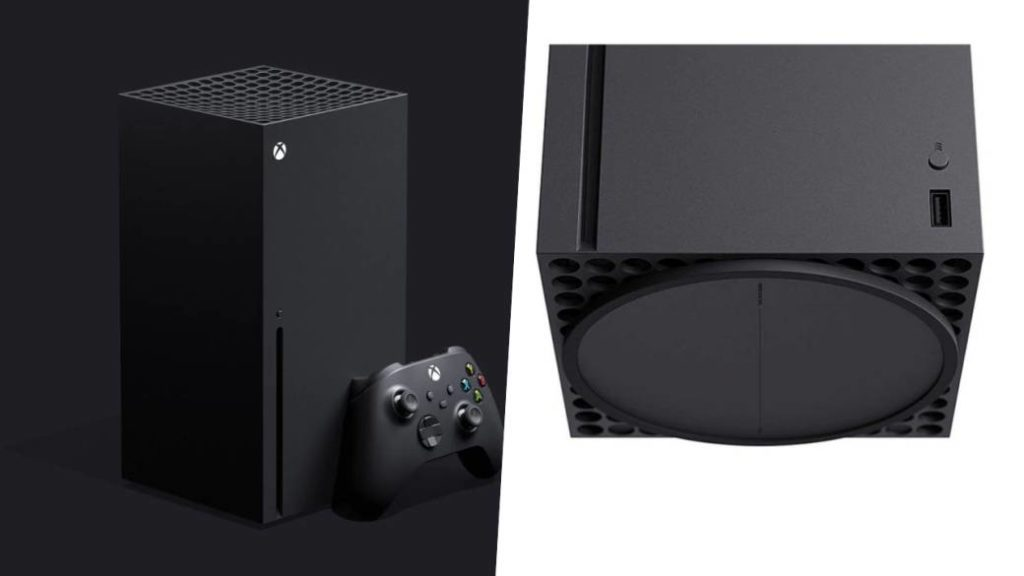 Xbox Series X: a store reveals what the box and the back of the console will look like