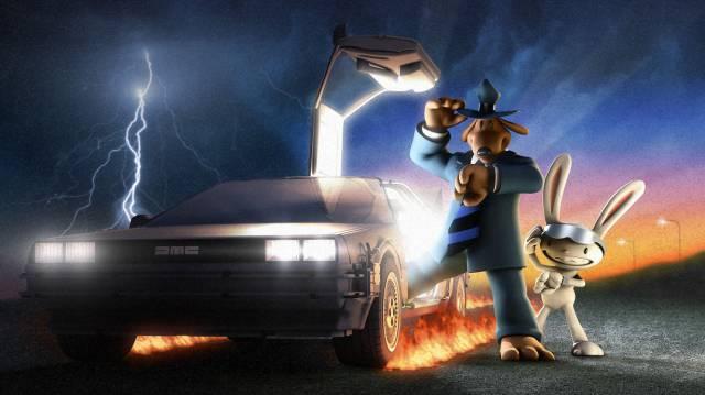 Sam & Max Back to the Future