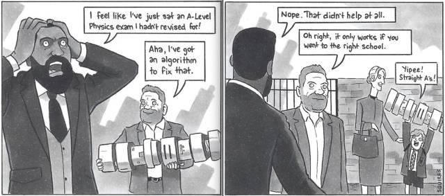 Tenet Vignette David Squires