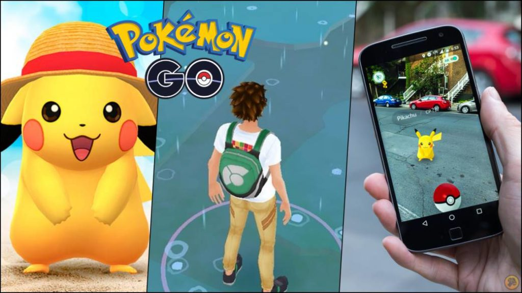 Pokémon GO: all types of weather and how it affects the game