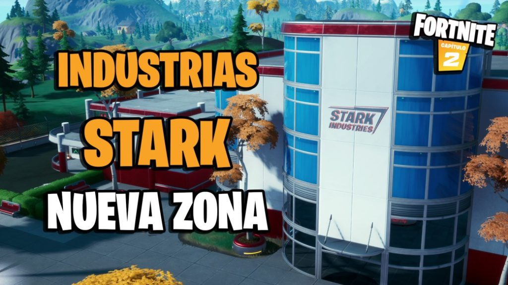 Fortnite: Stark Industries comes to the island; new map changes