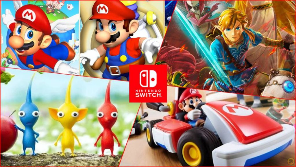Nintendo Switch releases in 2020: all games by the end of the year