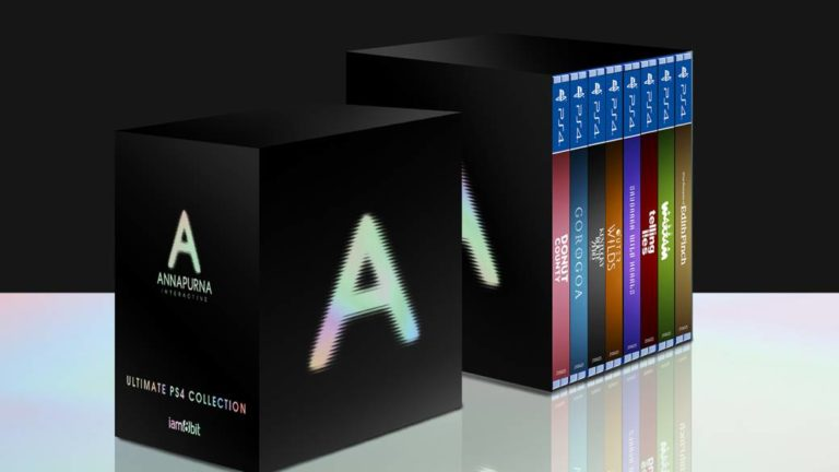 Ultimate PS4 Collection: Annapurna presents a limited edition with 8 games