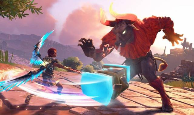 Immortals: Fenyx Rising director interview Ubisoft PC, PS4, Xbox One, Nintendo Switch Google Stadia