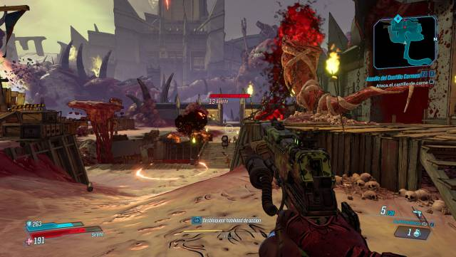 Analysis Borderlands 3: Krieg the Psycho and Fantabulous Calamity DLC PC PS4 Xbox One Google Stadia