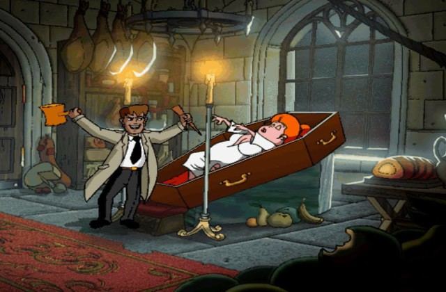 Point-n-click, a genre full of magic, humor and intelligence